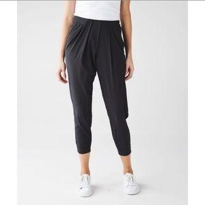 Lululemon &go Keepsake Pant Black Size 6